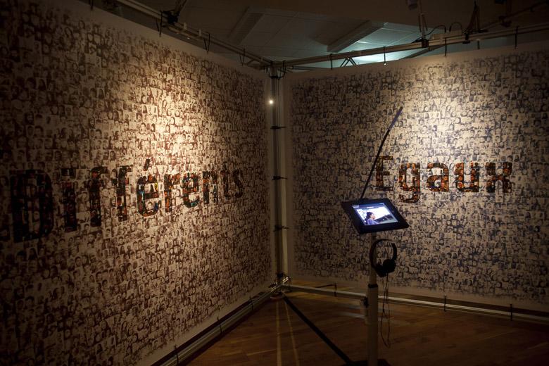 """TRAILER Exposition """"Ecrans Nomades"""""""